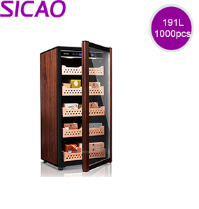 191litter  1000pcs cigar cooler cabinet