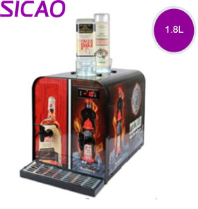 Liquor chiller dispenser SSC515-MT-T